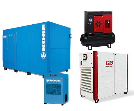 Compressors Sales, Repairs Allied Air