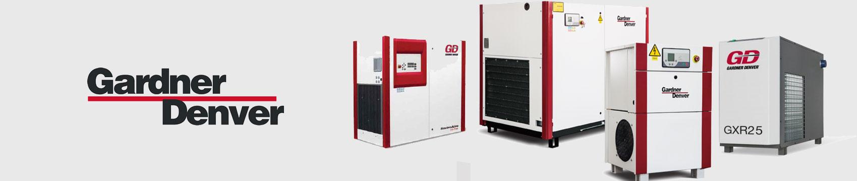 Gardner Denver | Allied Air for compressor sales service